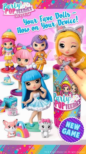 Party Popteenies Surprise - Rainbow Pop Fiesta 1.0.97 screenshots 3