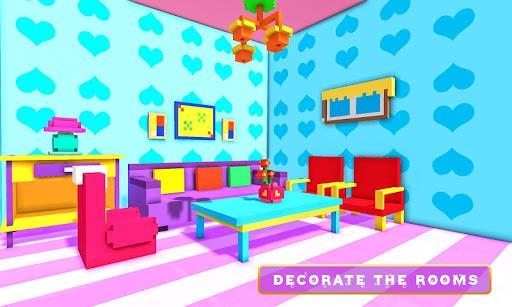 Code Triche Princesse maison nettoyer APK MOD screenshots 5