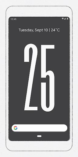 Unlock Clock screenshot 2
