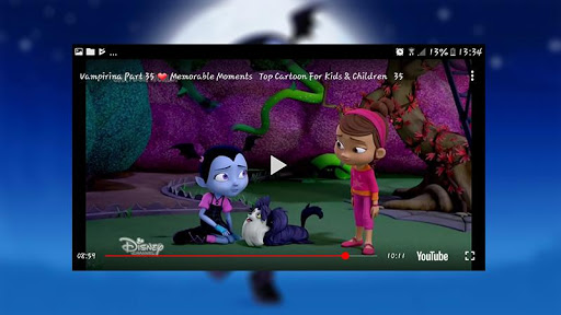 Vampirina video collection free