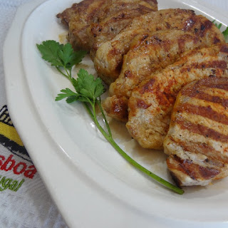 Bifanas – Grilled Boneless Pork Strips