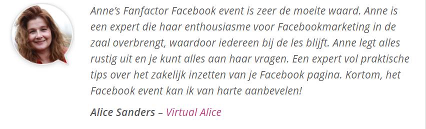 Alice Sanders