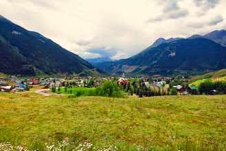 Photo: Silverton, CO: early 1900's Victorian town frozen in time