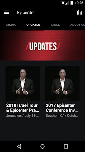 Epicenter Conference- screenshot thumbnail