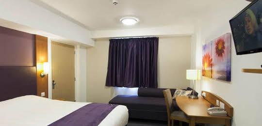 Premier Inn Lymington (New Forest, Hordle)