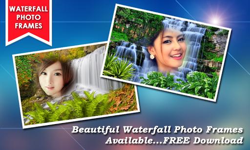 Waterfall Photo Frames New