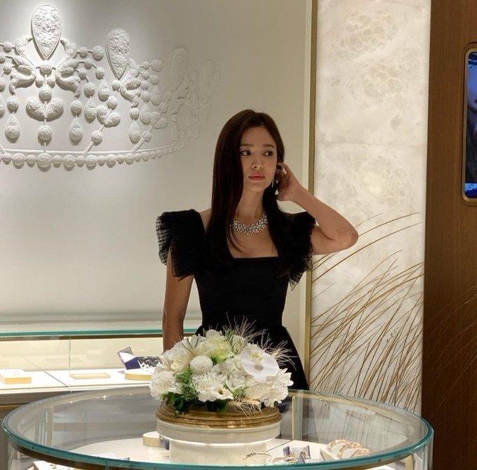song hye kyo chaumet 2