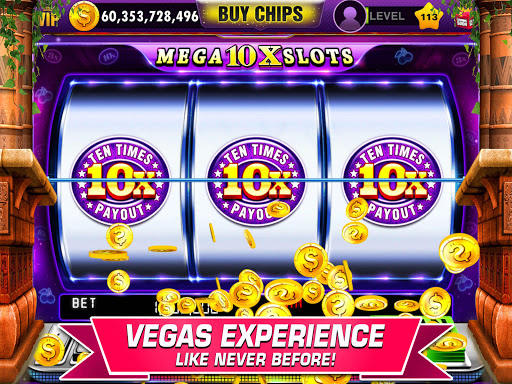 Slots : FREE Vegas Slot Machines - 7Heart Casino! 1.71 screenshots 9