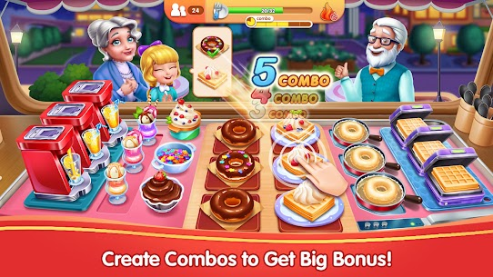 My Cooking – Restaurant Food Cooking Games 2