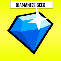 Diamantes Geek 2021 💎 icon
