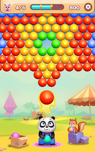 Panda Bubble Mania: Free Bubble Shooter 2019 1.08 screenshots 8