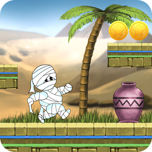 Egypt Mummy Run for PC and MAC