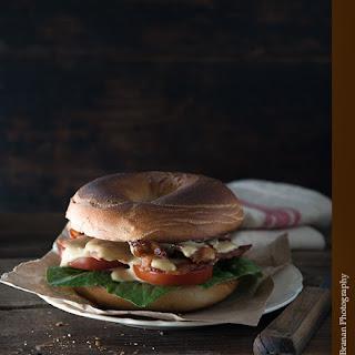 BLT Sandwich with Espresso Aioli