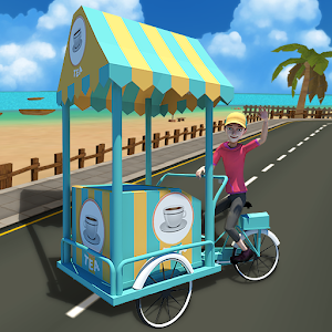 Beach Tea Delivery for PC and MAC