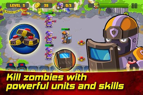Hack Game SWAT vs ZOMBIES - Free Defense Strategy Game 2020 apk free