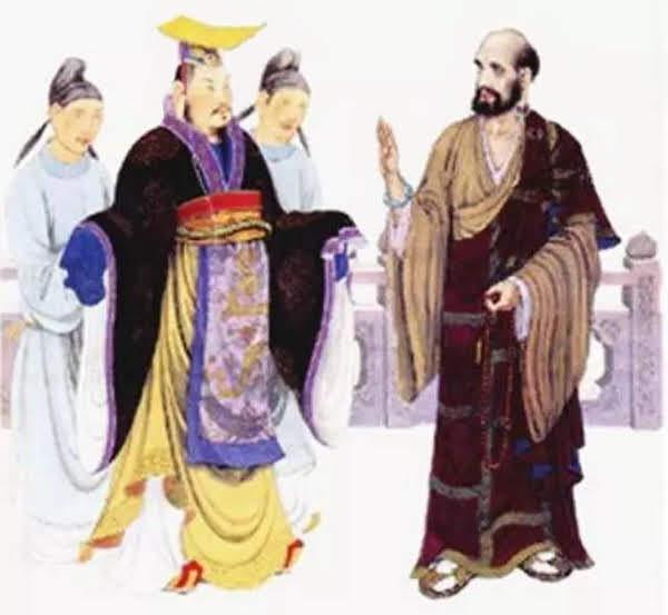 Bài thuyết pháp của Tổ Sư Bồ-đề-đạt-ma cho vua Lương Võ Đế – Song ngữ Việt Anh