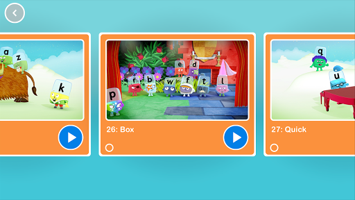 Alphablocks: Watch and Learn android2mod screenshots 3