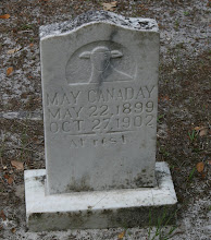 Photo: May Canaday daughter of John Wesley Canady and Mary Elizabeth Thompson