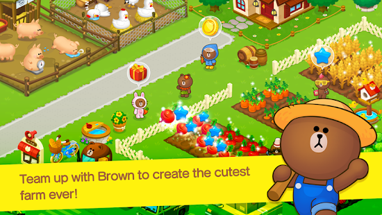 LINE BROWN FARM- screenshot thumbnail