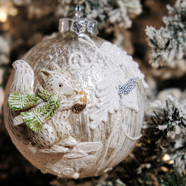 Ornament by Millieanne T - Public Holidays Christmas
