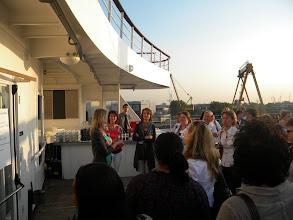 Photo: Inleiding prijsuitreiking door secretaressecoach Petra Fehring-1