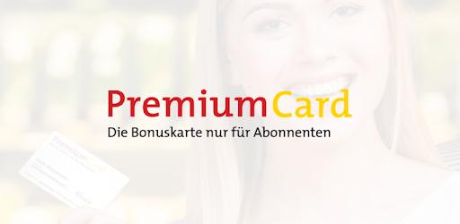premiumcard rp abonnieren und bares geld sparen apps on google play. Black Bedroom Furniture Sets. Home Design Ideas