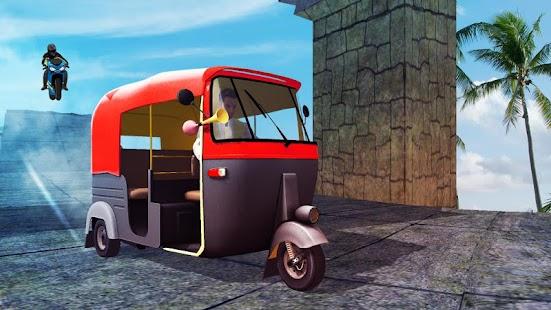 Impossible Tuk Tuk Auto Rikshaw Drive - náhled
