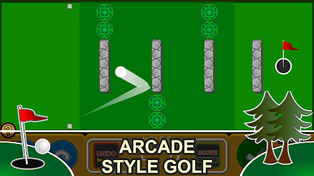 Mini Arcade Golf: Pocket Tours APK screenshot thumbnail 4