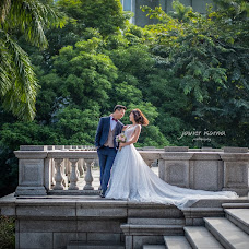 Wedding photographer Javier Isorna (JavierIsorna). Photo of 23.05.2019