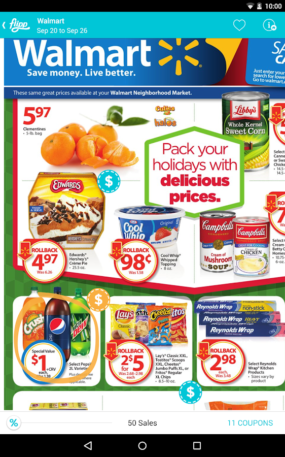 This week Marvin's Grocery weekly ad circular, sale specials and coupons. Save with the Marvin's Grocery ad featuring the best savings & promotions on fresh produce, meats, fish & seafood, dairy products, beauty products and more.