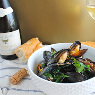 Escape to taste of France with Julia Child's mussels simmered in wine