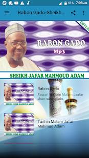 Rabon Gado-Sheikh Jafar Mp3