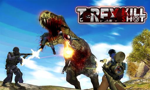 T-Rex Kill Shot