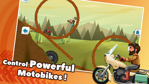 MX Motocross! Motorcycle Racing screenshot 1