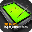 3D Pool Madness icon