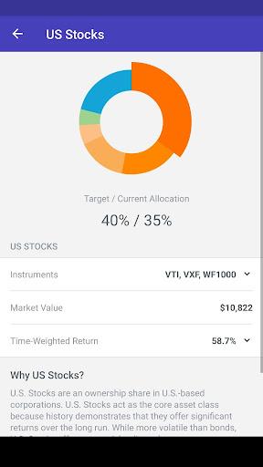 Wealthfront screenshot 4
