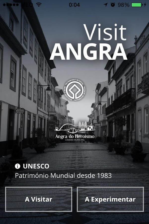 Visit Angra- screenshot