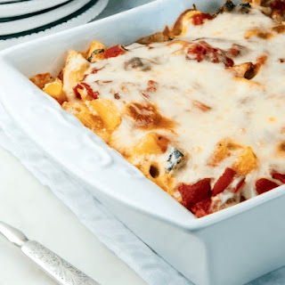 Roasted Vegetable Ziti