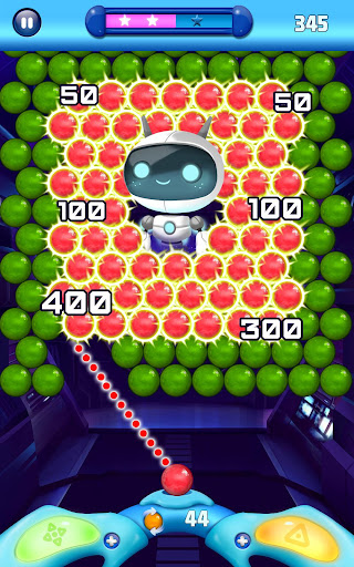 Tirador de burbuja nano  trampa 5