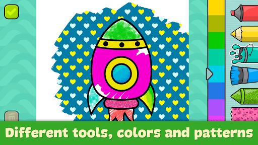 Coloring book for kids screenshot 2