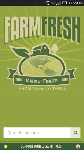 Farm Fresh - Market Finder