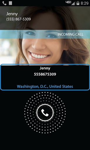 Screenshot for Caller Location in United States Play Store