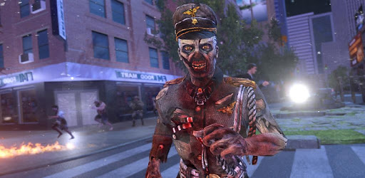 Zombie Dead City: Zombie Shooting - Action Games