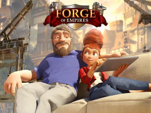 Forge of Empires  captures d'u00e9cran 8