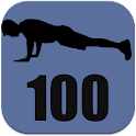 100 Push Ups icon