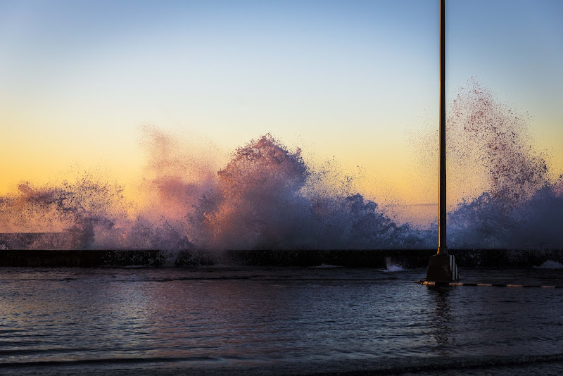 Esplosione di mare di Gloria Staffa