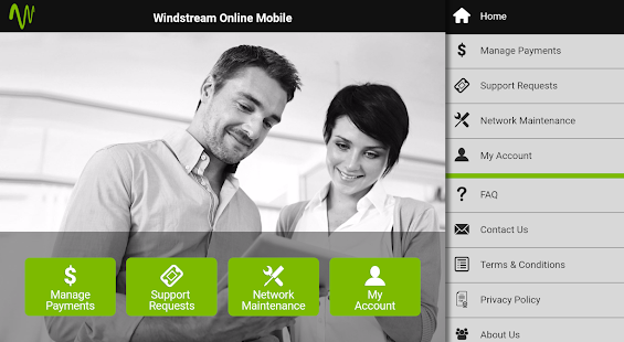 Windstream Online Mobile- screenshot thumbnail