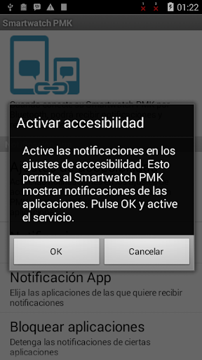 Smartwatch PMK
