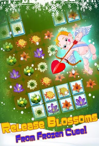 android Blossom Frenzy Mania Screenshot 1