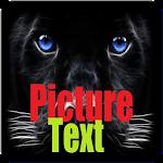 Photo Text Icon